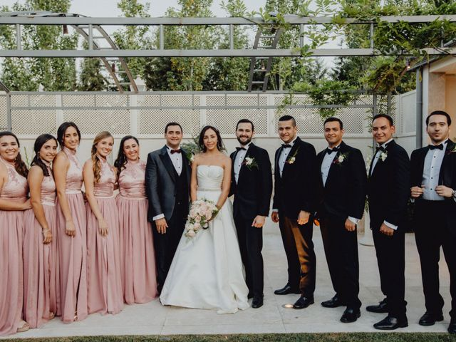 La boda de Fernando y Maripily en San Sebastian De Los Reyes, Madrid 190