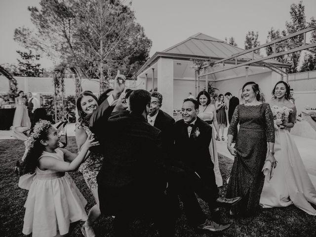 La boda de Fernando y Maripily en San Sebastian De Los Reyes, Madrid 192
