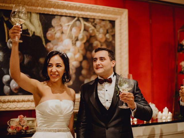 La boda de Fernando y Maripily en San Sebastian De Los Reyes, Madrid 199