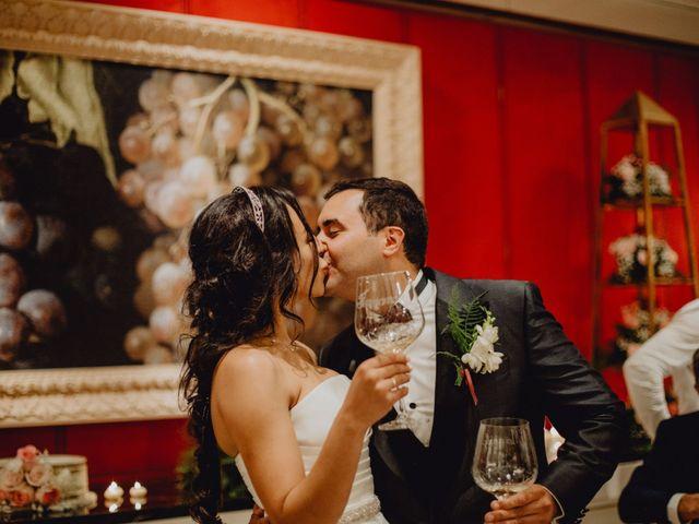 La boda de Fernando y Maripily en San Sebastian De Los Reyes, Madrid 200