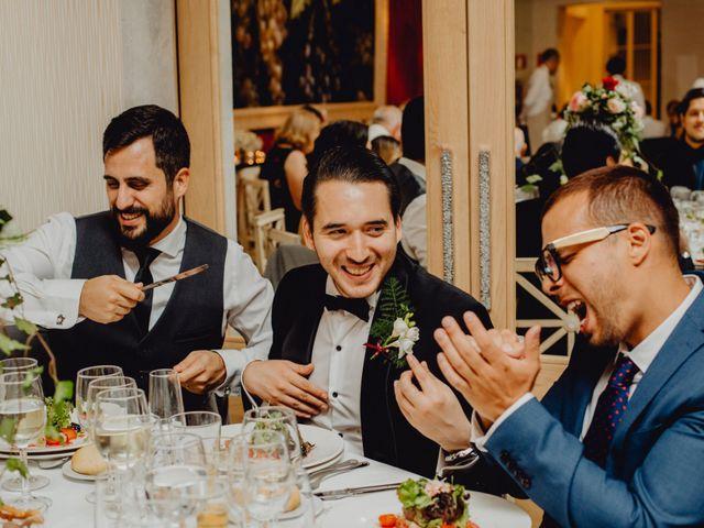 La boda de Fernando y Maripily en San Sebastian De Los Reyes, Madrid 203