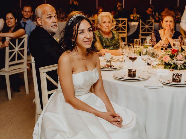 La boda de Fernando y Maripily en San Sebastian De Los Reyes, Madrid 209