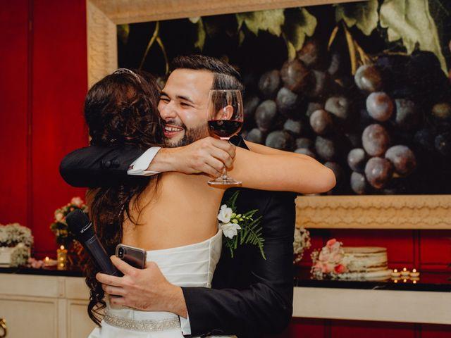 La boda de Fernando y Maripily en San Sebastian De Los Reyes, Madrid 224