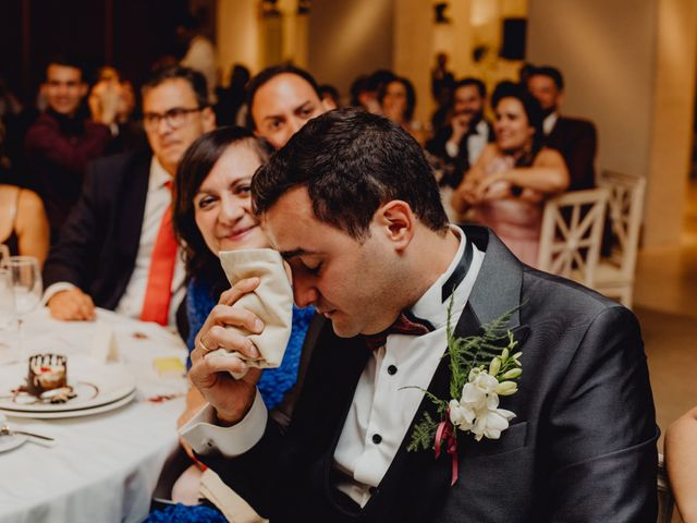 La boda de Fernando y Maripily en San Sebastian De Los Reyes, Madrid 230