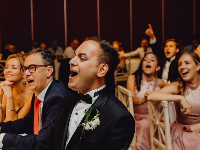 La boda de Fernando y Maripily en San Sebastian De Los Reyes, Madrid 234