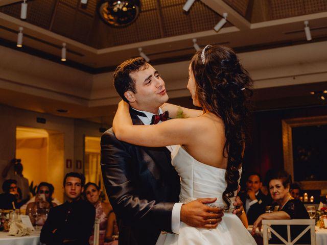 La boda de Fernando y Maripily en San Sebastian De Los Reyes, Madrid 237