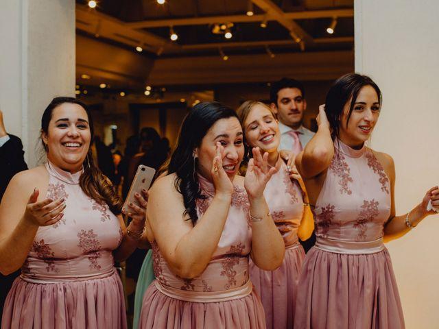 La boda de Fernando y Maripily en San Sebastian De Los Reyes, Madrid 240