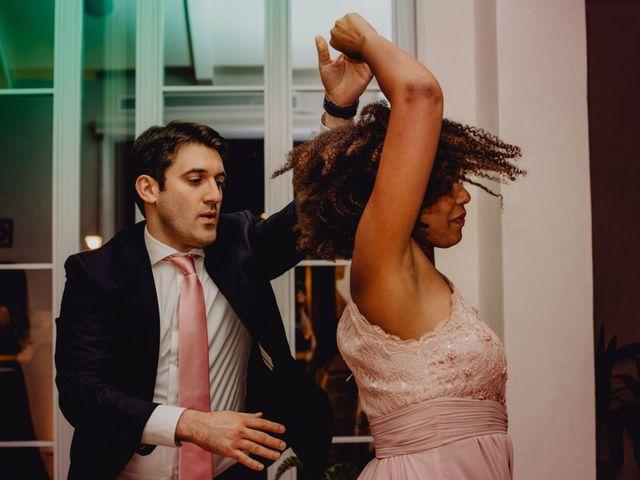 La boda de Fernando y Maripily en San Sebastian De Los Reyes, Madrid 242