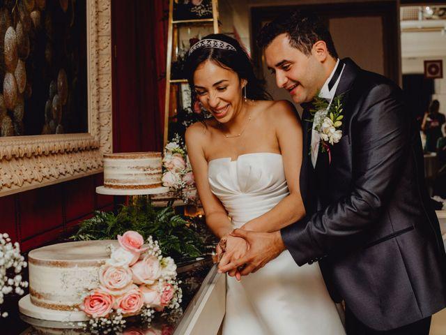 La boda de Fernando y Maripily en San Sebastian De Los Reyes, Madrid 255