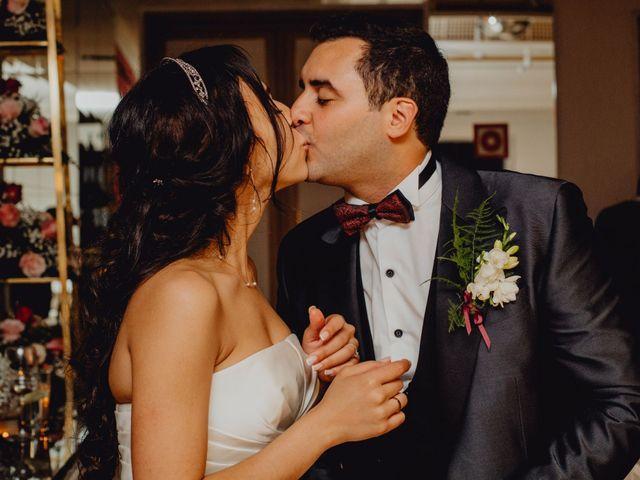 La boda de Fernando y Maripily en San Sebastian De Los Reyes, Madrid 256
