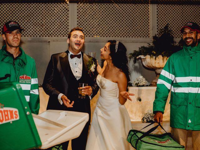 La boda de Fernando y Maripily en San Sebastian De Los Reyes, Madrid 262