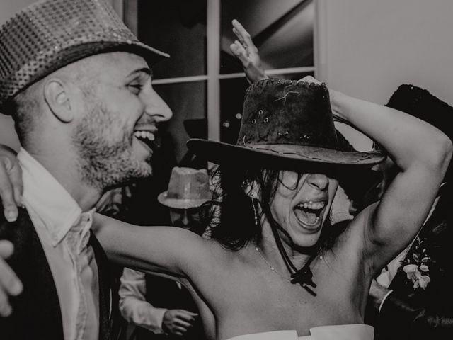 La boda de Fernando y Maripily en San Sebastian De Los Reyes, Madrid 283