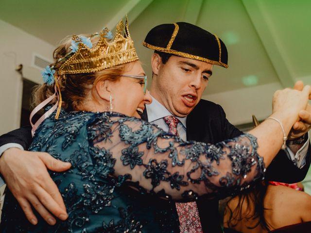 La boda de Fernando y Maripily en San Sebastian De Los Reyes, Madrid 292