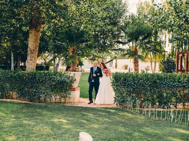 La boda de Jose Luis y Mónica en Aranjuez, Madrid 17