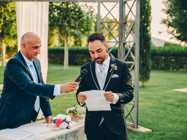 La boda de Jose Luis y Mónica en Aranjuez, Madrid 22