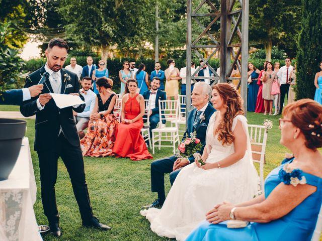 La boda de Jose Luis y Mónica en Aranjuez, Madrid 23