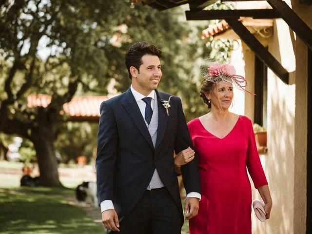 La boda de Javier y Almudena en Bejar, Salamanca 25