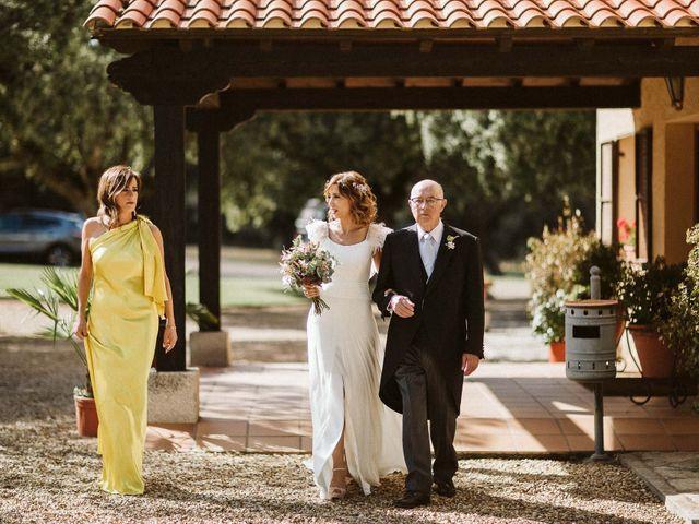 La boda de Javier y Almudena en Bejar, Salamanca 26