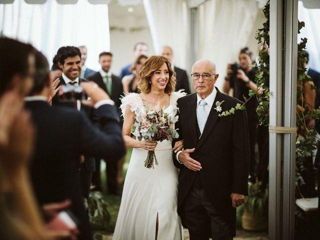 La boda de Javier y Almudena en Bejar, Salamanca 29