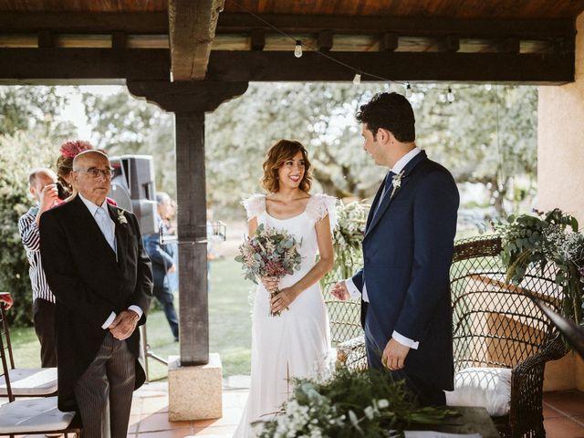 La boda de Javier y Almudena en Bejar, Salamanca 30
