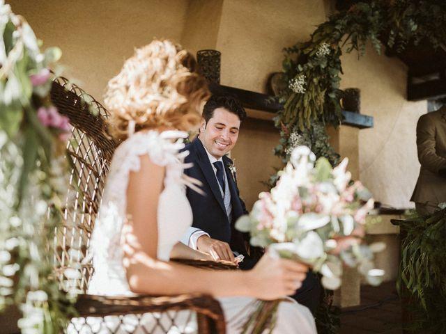 La boda de Javier y Almudena en Bejar, Salamanca 32