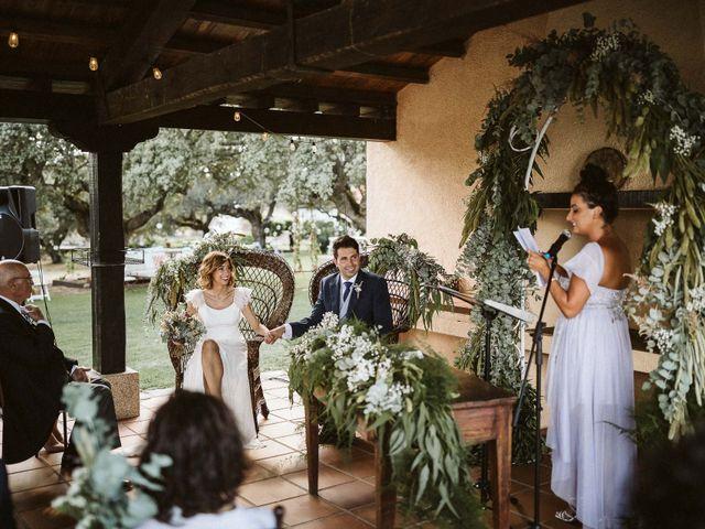 La boda de Javier y Almudena en Bejar, Salamanca 34