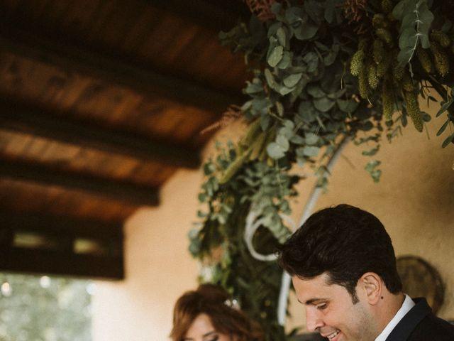 La boda de Javier y Almudena en Bejar, Salamanca 40
