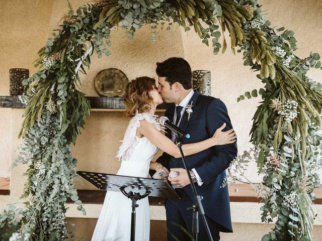 La boda de Javier y Almudena en Bejar, Salamanca 41