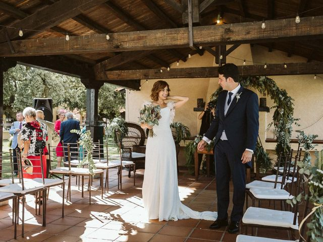 La boda de Javier y Almudena en Bejar, Salamanca 42