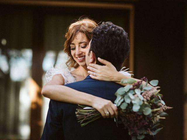 La boda de Javier y Almudena en Bejar, Salamanca 62