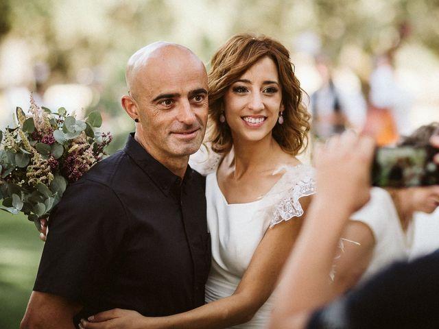La boda de Javier y Almudena en Bejar, Salamanca 77