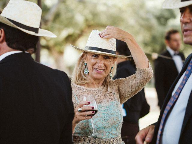 La boda de Javier y Almudena en Bejar, Salamanca 81