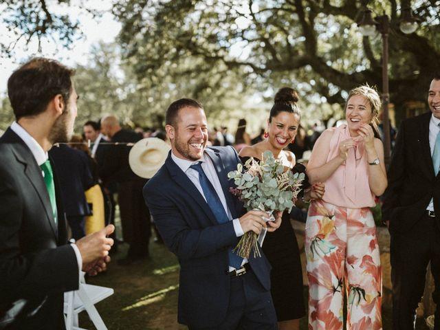 La boda de Javier y Almudena en Bejar, Salamanca 82