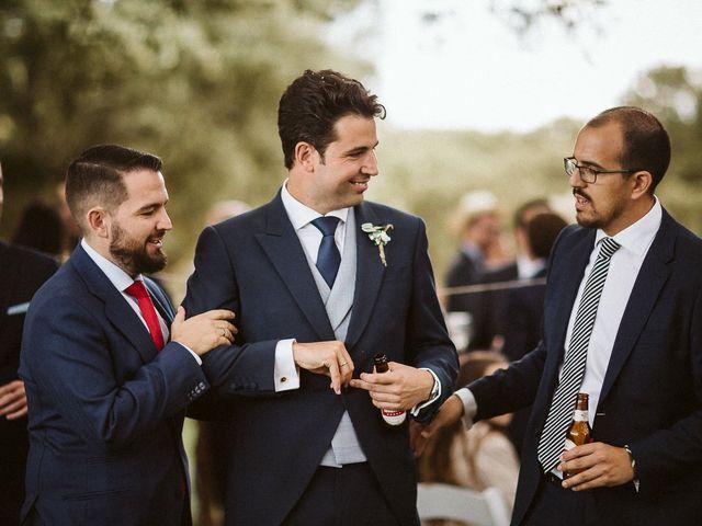 La boda de Javier y Almudena en Bejar, Salamanca 85