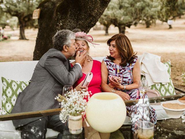La boda de Javier y Almudena en Bejar, Salamanca 87