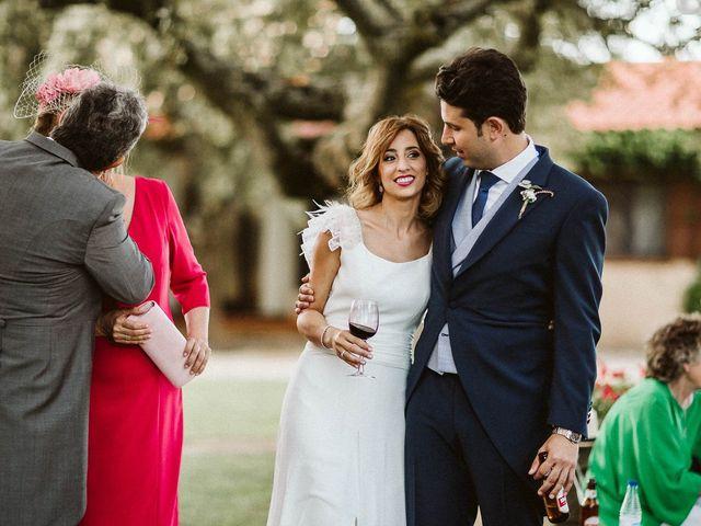 La boda de Javier y Almudena en Bejar, Salamanca 99
