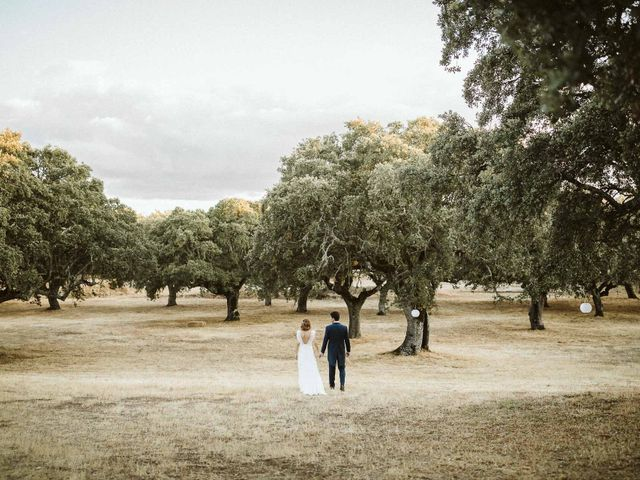 La boda de Javier y Almudena en Bejar, Salamanca 111