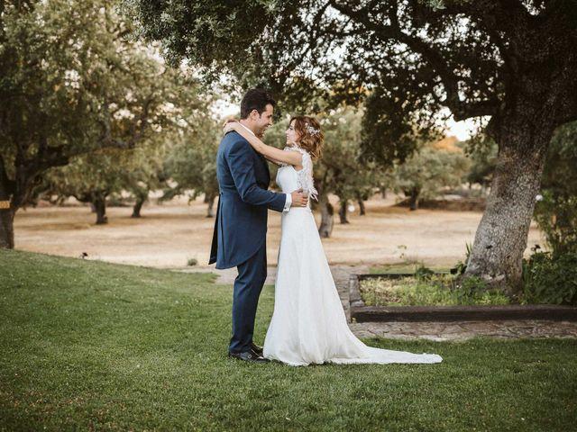 La boda de Javier y Almudena en Bejar, Salamanca 115
