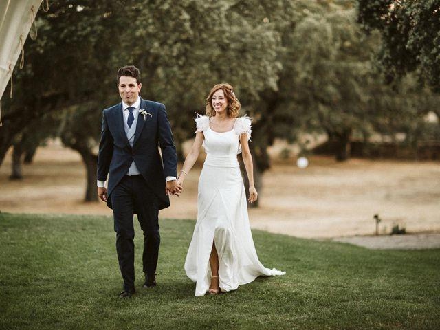 La boda de Javier y Almudena en Bejar, Salamanca 122