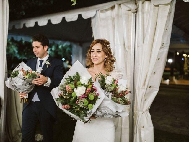 La boda de Javier y Almudena en Bejar, Salamanca 133