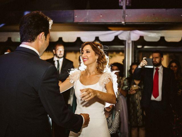 La boda de Javier y Almudena en Bejar, Salamanca 139