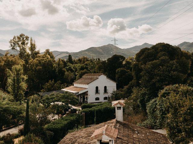 La boda de Diego y Saskia en Alhaurin De La Torre, Málaga 3