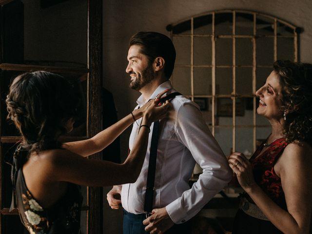 La boda de Diego y Saskia en Alhaurin De La Torre, Málaga 13