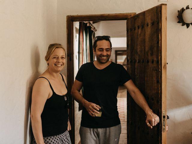 La boda de Diego y Saskia en Alhaurin De La Torre, Málaga 15