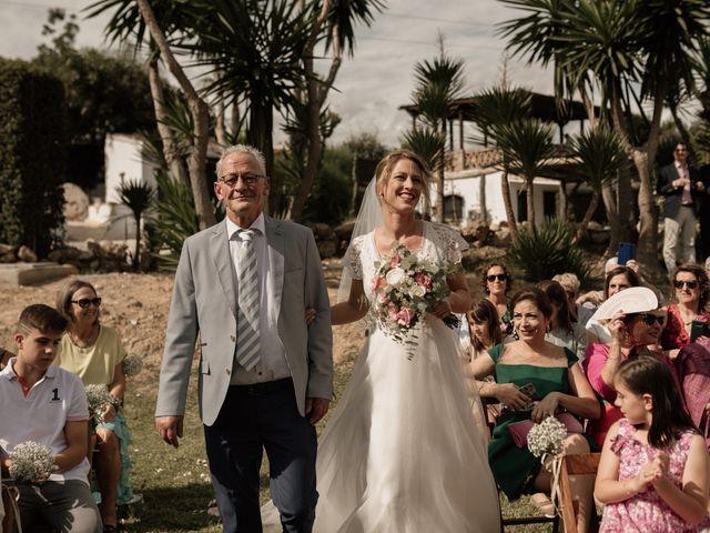 La boda de Diego y Saskia en Alhaurin De La Torre, Málaga 29
