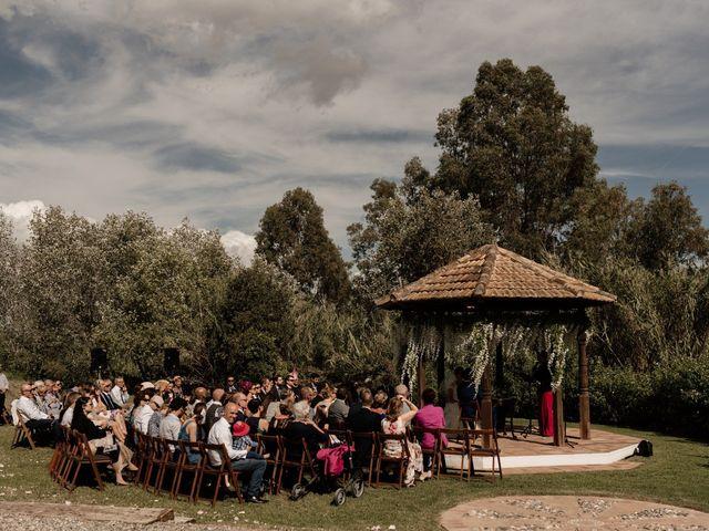 La boda de Diego y Saskia en Alhaurin De La Torre, Málaga 31