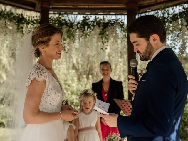 La boda de Diego y Saskia en Alhaurin De La Torre, Málaga 32