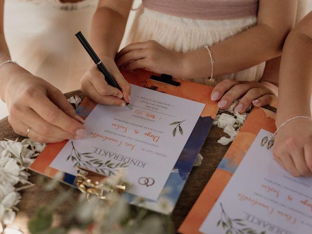 La boda de Diego y Saskia en Alhaurin De La Torre, Málaga 34