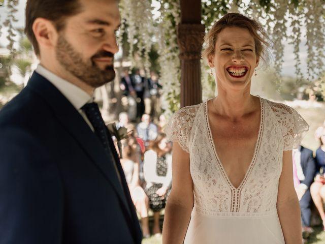 La boda de Diego y Saskia en Alhaurin De La Torre, Málaga 35