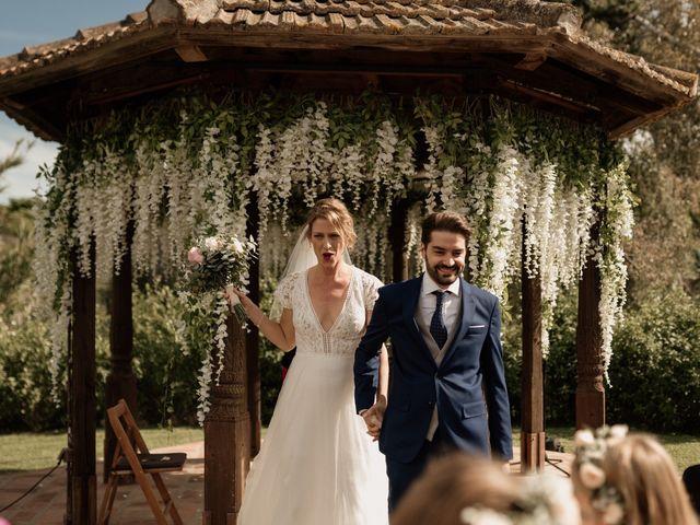 La boda de Diego y Saskia en Alhaurin De La Torre, Málaga 37